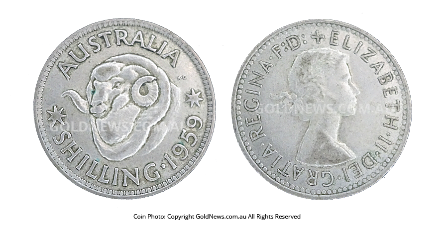 Shilling (1946 to 1963)