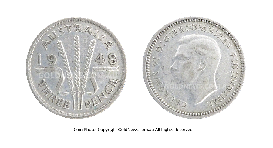 Threepence (1947 to 1964)