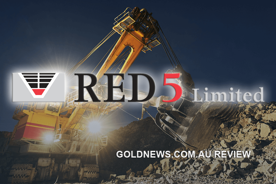red 5 gold mining company review