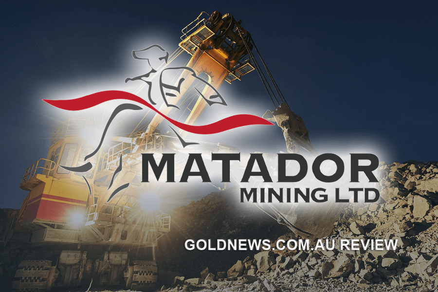 matador mining limited gold mining company review commentary