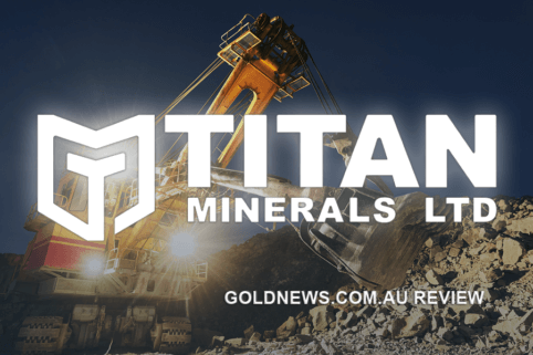 titan minerals limited gold mining company review