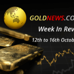 gold news week review 12 october 16 oct 2020