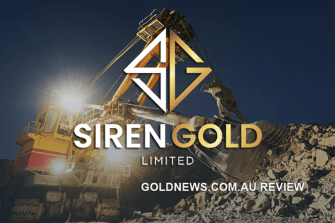 siren gold limited asx debut sng mining company review