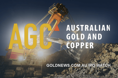 australian gold and copper agc asx mining company ipo review commentary