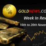 gold news week review 16 november 20 november 2020