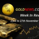 gold news week review 23 november 27 november 2020