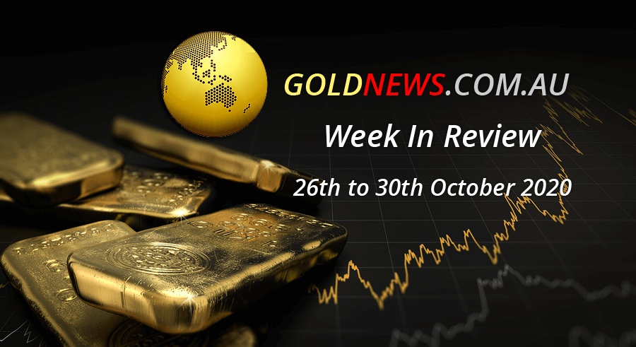 gold news week review 26 october 30 oct 2020