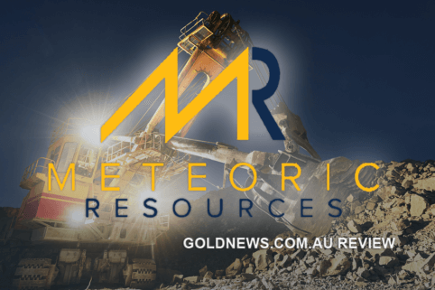meteoric resources gold mining company